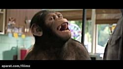 آنونس فیلم سینمایی «ظهور سیاره میمون ها»
