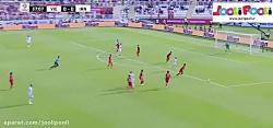 گل اول ایران به ویتنام در جام ملتها توسط سردار آزمون