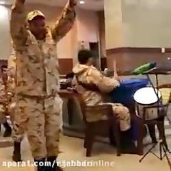 واکنش سردار کمالی به فیلم منتشر شده از شادی و پایکوبی سربازان + فیلم