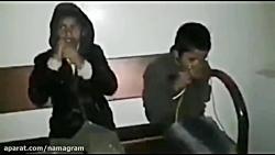 کودک آزاری در کرمان توسط کارکنان شهرداری