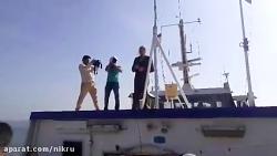 سفر هنرمندان به خلیج فا...