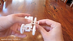 پرینتر سه بعدی و ماشین ...