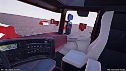 """UE – Truck Trailer – Attach & Detach System """"Marketplace"""""""