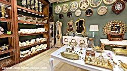 گالری شهرزاد مشهد