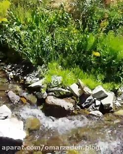 طبیعت زیبای ییلاق کولا...