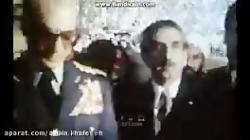 سفر شاه و شهبانو به مشه...