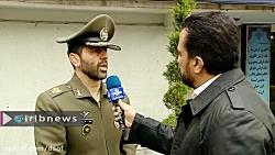 علت سقوط هواپیمای بوئینگ 707 از زبان سخنگوی ارتش
