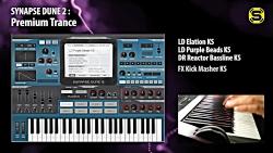Synapse DUNE 2 Soundet: Premium Trance