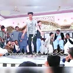 رقص پسر افغانی