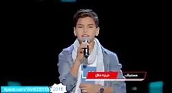 خوانندگی پسر عرب
