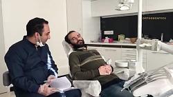 گفتگوی بهترین فوق تخصص ارتودنسی جراحی فک با بیمار در مورد هزینه جراحی فک