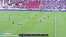 بازی تمرینی تیم ملی ایران قبل از بازی با عراق، جام ملت های آسیا - گروه D