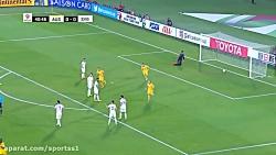 استرالیا 3-2 سوریه