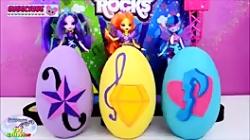 باز کردن ۳ تا تخم مرغ شا...