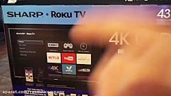قیمت تلویزیون شارپ 55 ای...