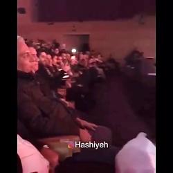 مهران مدیری در کنسرت