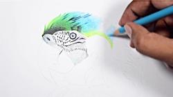 Prismacolor pencils Unboxing, Review and D...