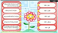 آموزش فارسی (دیکته) دوم ...