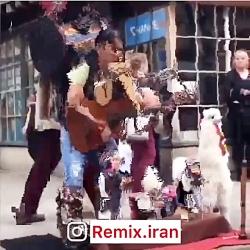 اجرای موسیقی خیابانی ج...