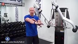 آموزش بدنسازی با john rusin