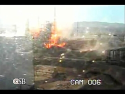Silver Eagle Refinery Explosion Surveillan...