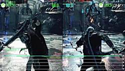 مقایسه Devil May Cry 5 بر روی X...