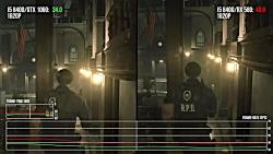 مقایسه Resident Evil 2 Remake بر ...