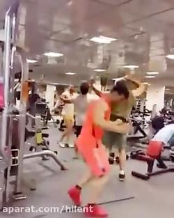 تمرینات ورزشی : 