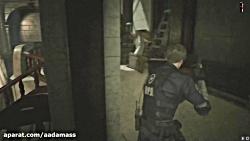 دموی بازی Resident Evil 2 Remake ..ترسناک ..30 دقیقه