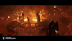 فیلم Skyscraper - پل آتش
