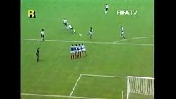 فرانسه - آلمان جام جهان...