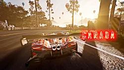 تریلر بازی Xenon Racer