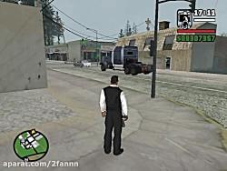 راز بازی GTA.sa-عکس پیگزی