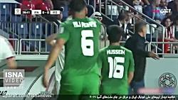 خلاصه دیدار تیمهای فو...