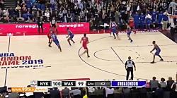 10 حرکت برتر بسکتبال NBA: ...