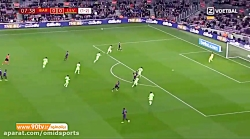 خلاصه بازی جام حذفی اسپانیا: بارسلونا 3-0 لوانته (مجموع 4-2)