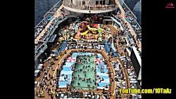 ۱۰ کشتی تفریحی جذاب و خ...
