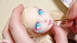 Repaint! Cupcake Sprinkles Custom OOAK Dol...