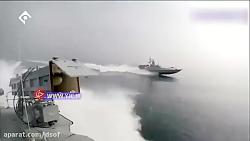 موشک های شلیک شده در رز...