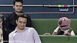 بازی جناب خان در نقش شه...