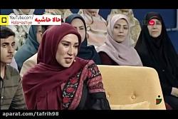مصاحبه نسیم ادبی در خند...