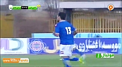 خلاصه لیگ یک ایران: اکس...