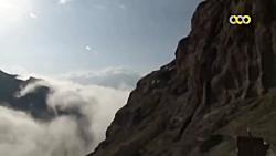 قلعه الموت پایگاه حسن صباح بنیادگذار حکومت نزاریه اسماعیلیان  एलामट कैसल 알라 뭇 성