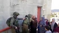 ربودن کودک فلسطینی توس...