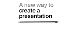iPad Pro — A new way to create a present...