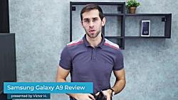 Samsung Galaxy A9 (2018)a -بررسی گوشی جذاب