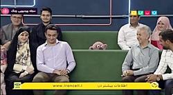 خندوانه - جناب خان در نق...