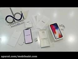 جعبه گشایی گوشی Apple iPhone ...