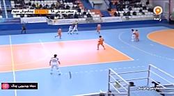 فوتسال - دیدار خیریه فوتسال ، منتخب تیم ملی ۹۸ - پیشکسوتان مشهد