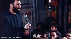 شعرخوانی سوزناک صابر خراسانی - فاطمیه